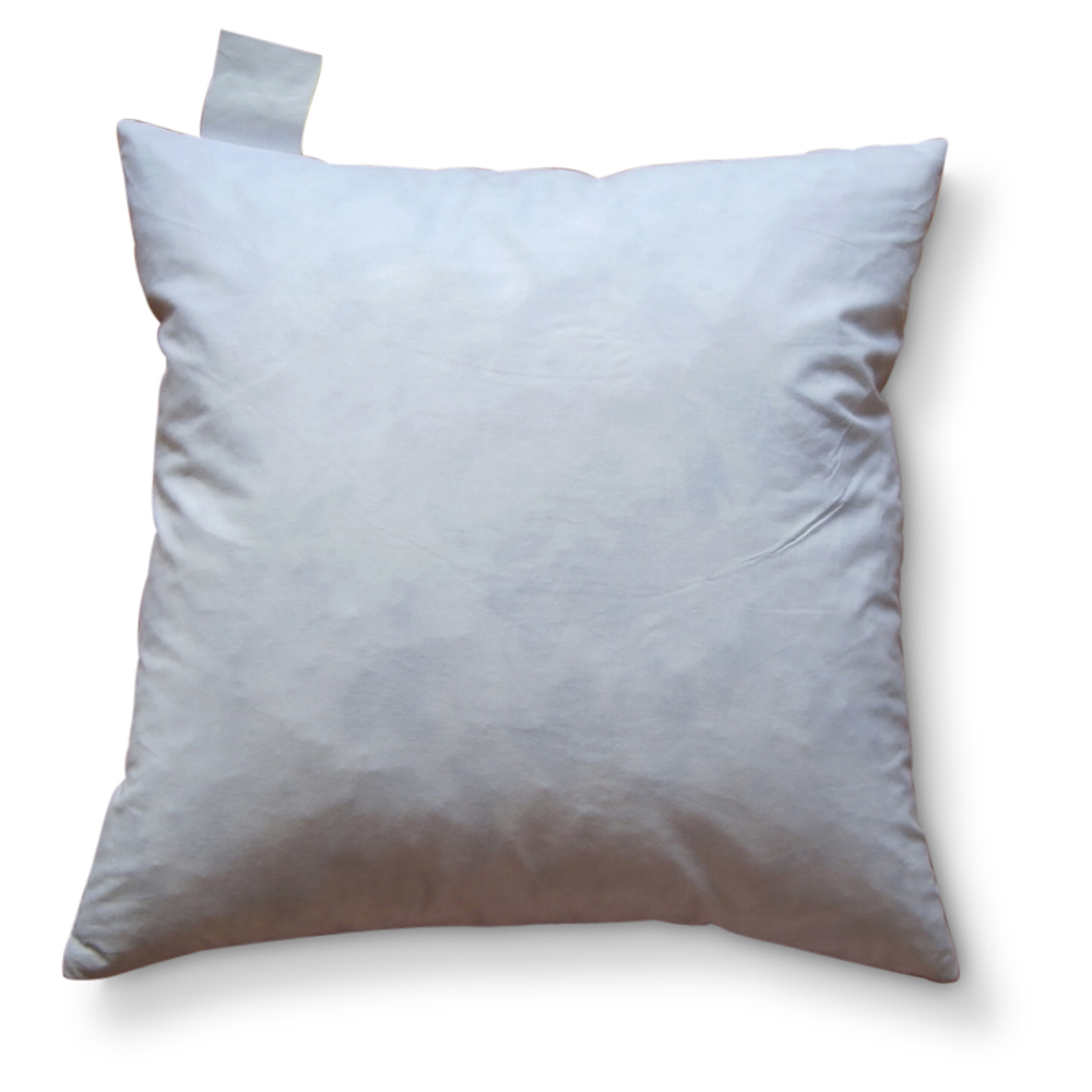 Cushion inners in different sizes. At IKEA, we sell cushion inners separately, so that you can quickly and easily change the look and mood of your décor whenever you want, without being stuck with a closet full of different styles.