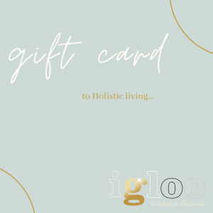 igloo gift card fixed x 2 2020